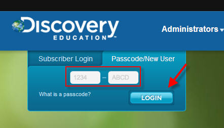Assignments discovery education passcode Document