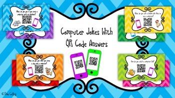 computer qr codes